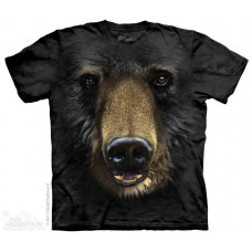 Футболка The Mountain Black Bear Face