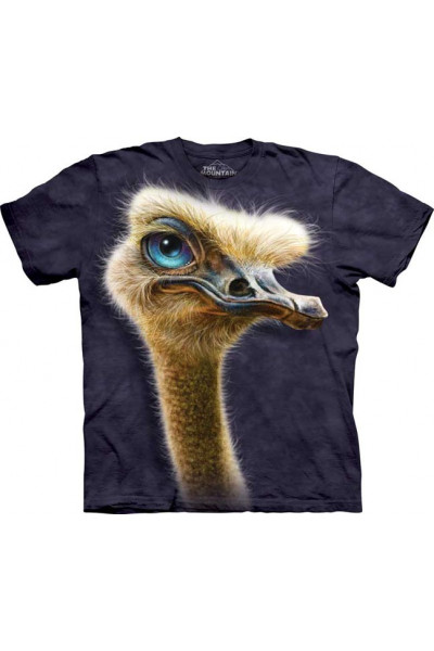 Футболка The Mountain Ostrich Totem