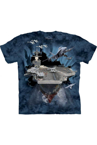 Футболка The Mountain Aircraft Carrier